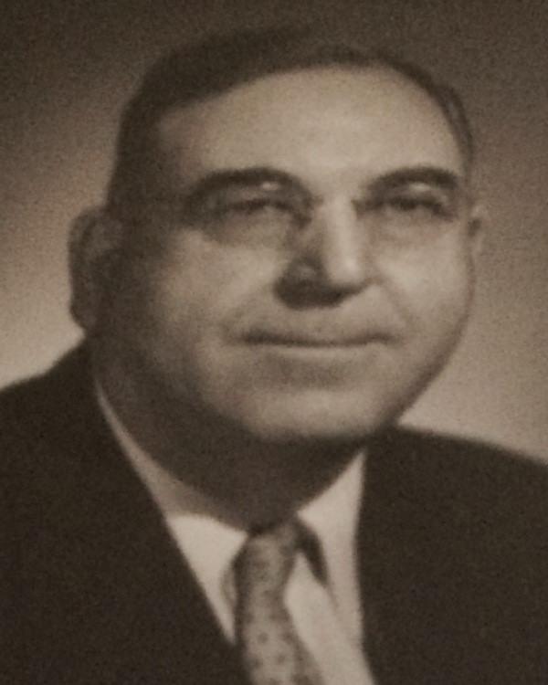Oliver Jesse Parrott