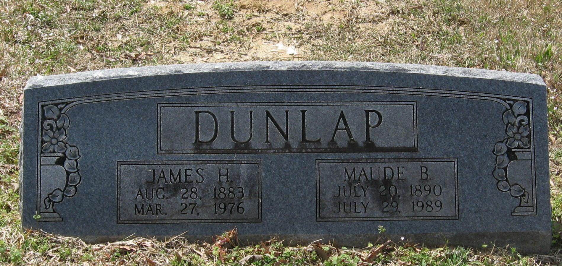 James Harvey Dunlap