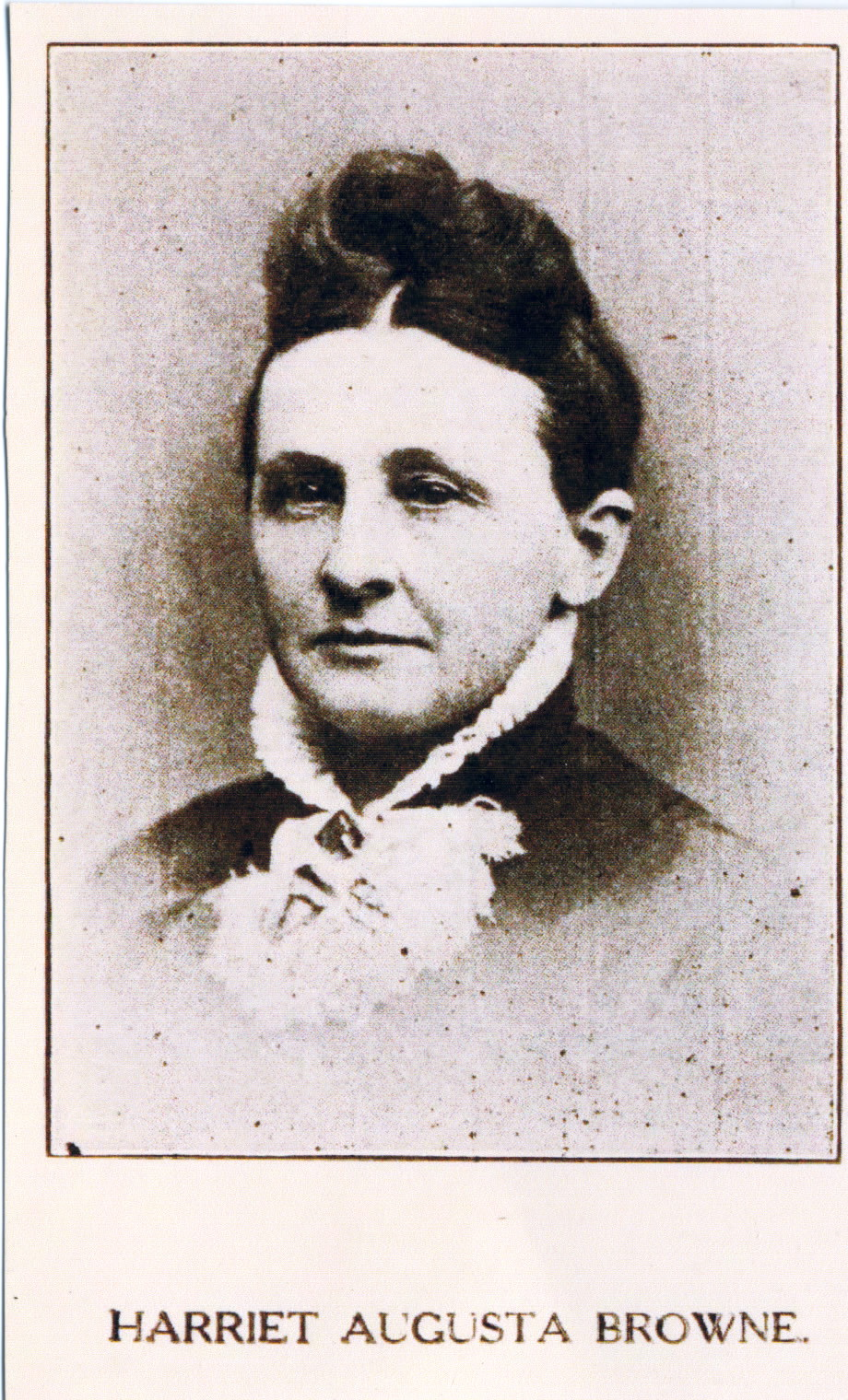Harriet A. (Greene)  Brown