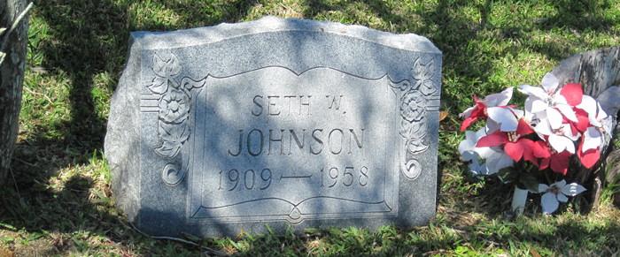Seth Walter Johnson