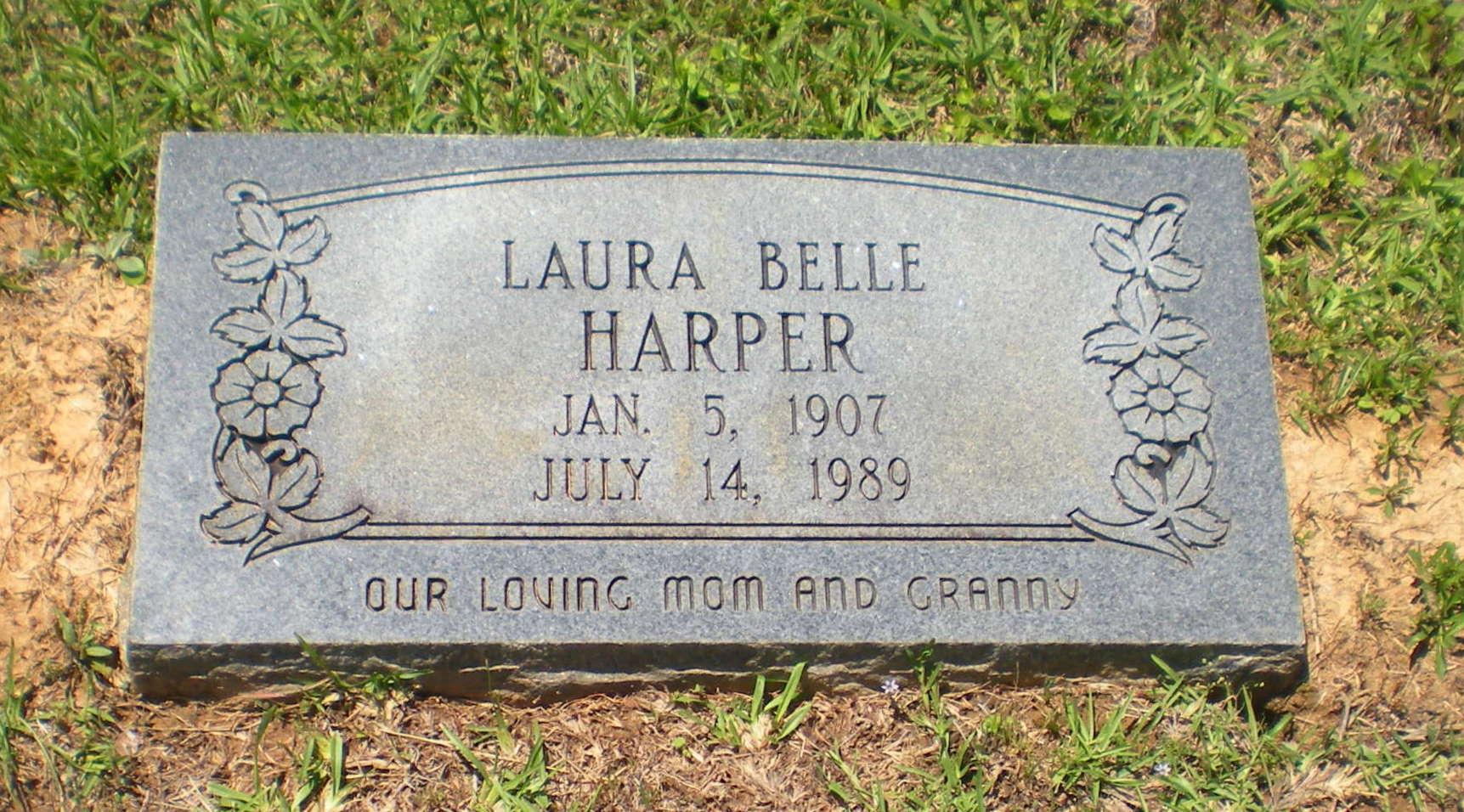 Laura Belle Prestridge