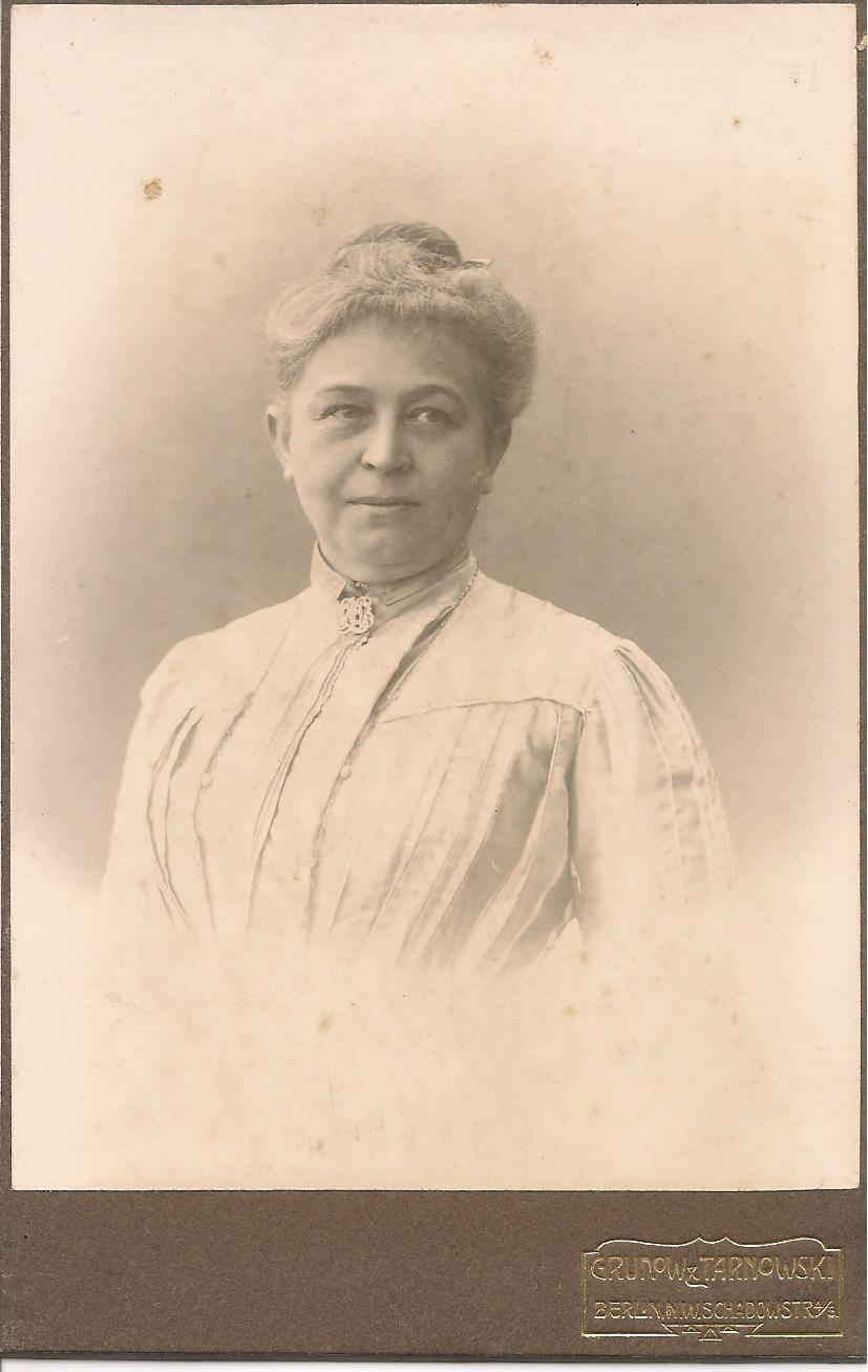 Louise Emilia Agnes Beyer