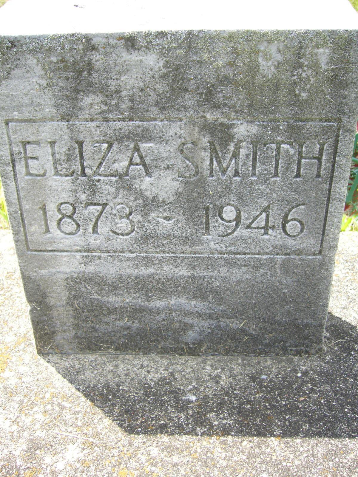 Eliza A. Smith