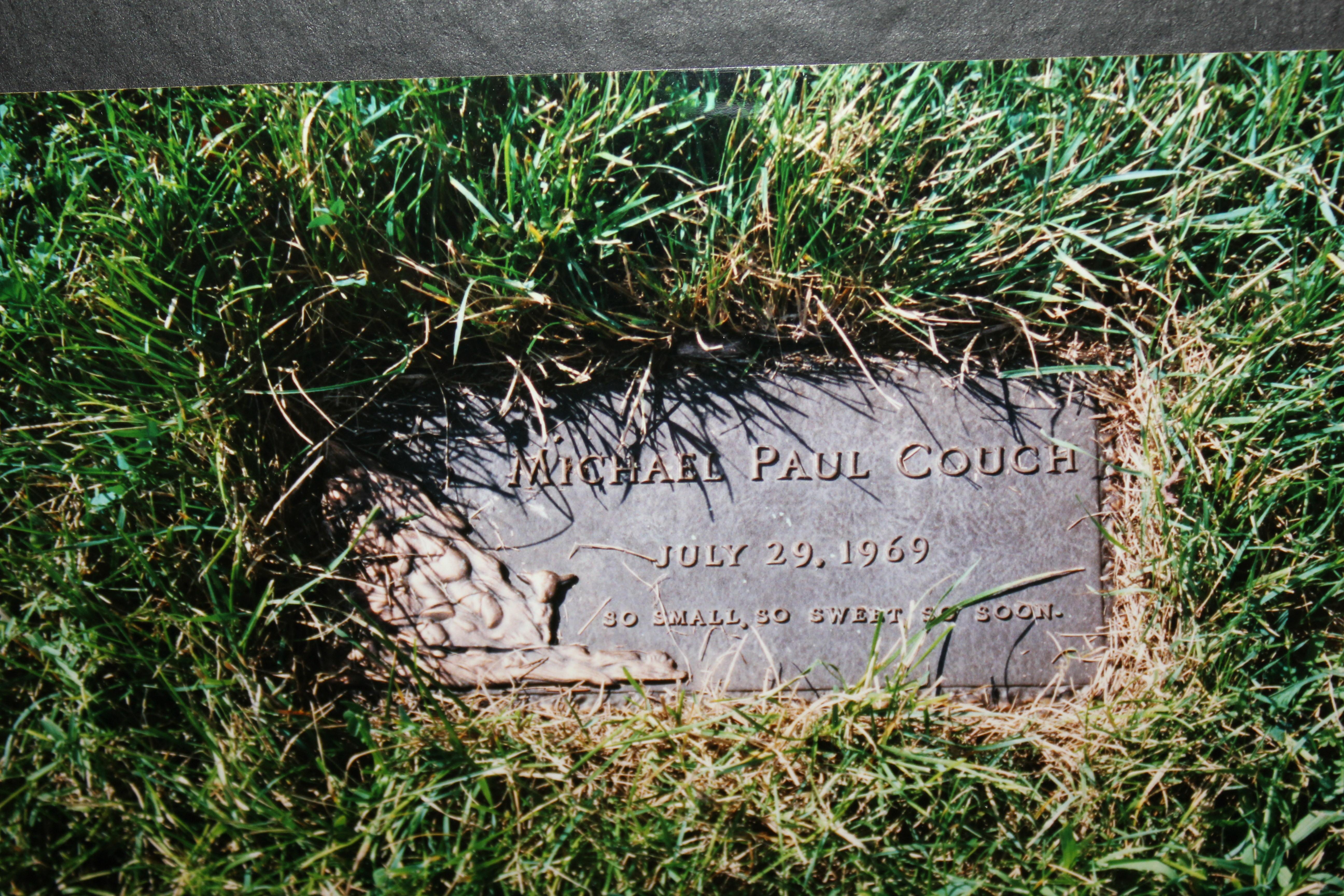 Michael Paul Jr Couch