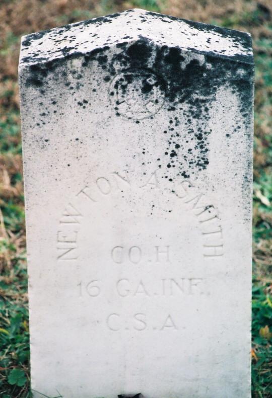 Pvt. Newton A Smith