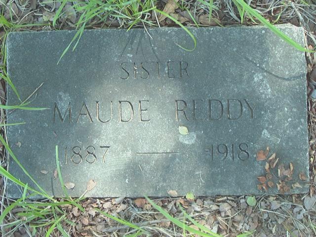 Maude Reddy