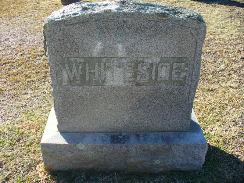 Jacob Davis Whiteside