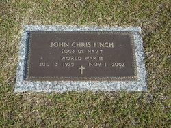 John Chris Finch