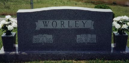 Isaac Worley