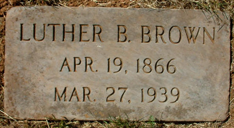 Luther Braxton Brown