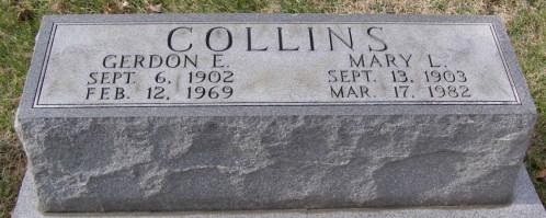 Gerdon E. Collins