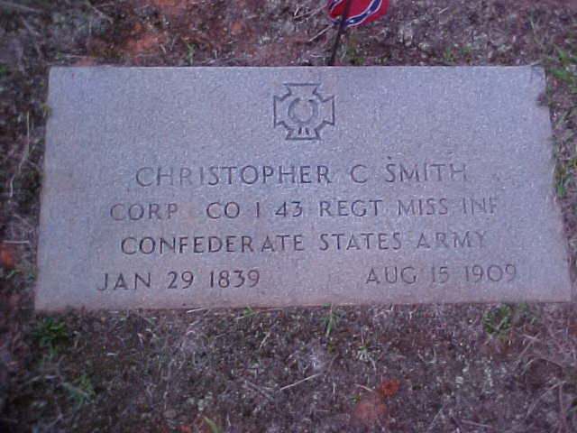 Christopher Columbus Smith