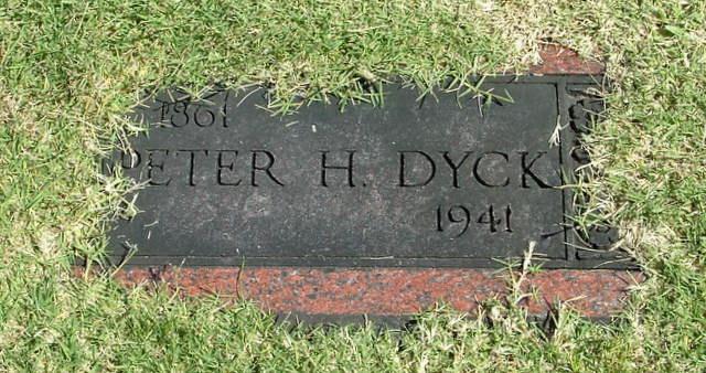 Peter Henry Dyck