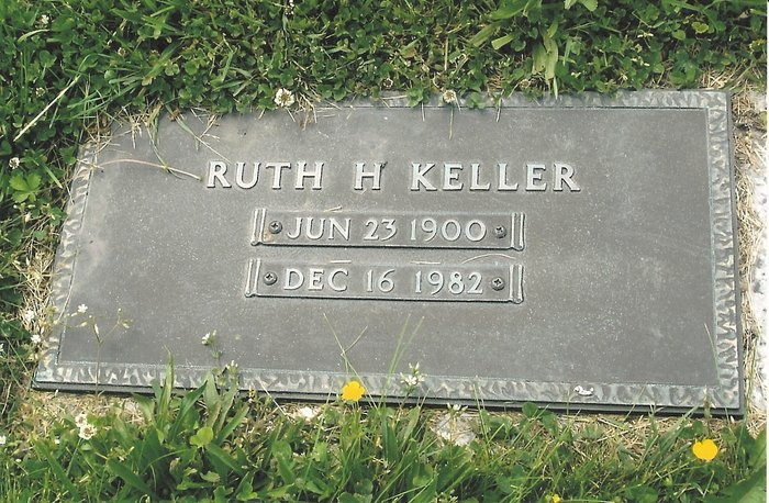 Ruth Hunter