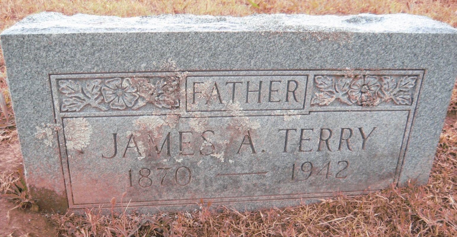 """James A """"Jimmie"""" Terry"""
