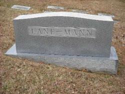 """Eliza Ann """"Lida"""" French Lane Pitts"""