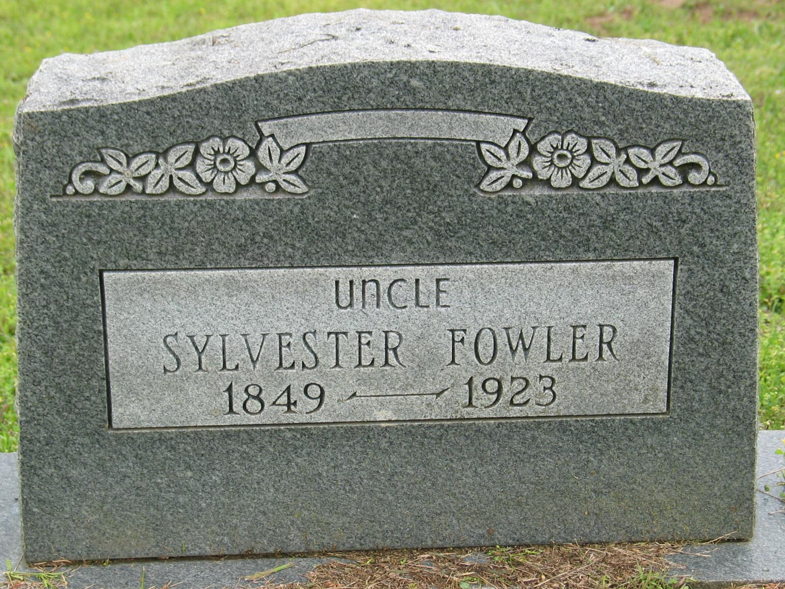 Sylvester Abernathy Fowler