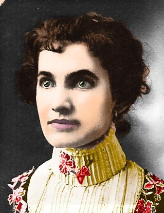 Edna Elizabeth ( Benson) Taylor