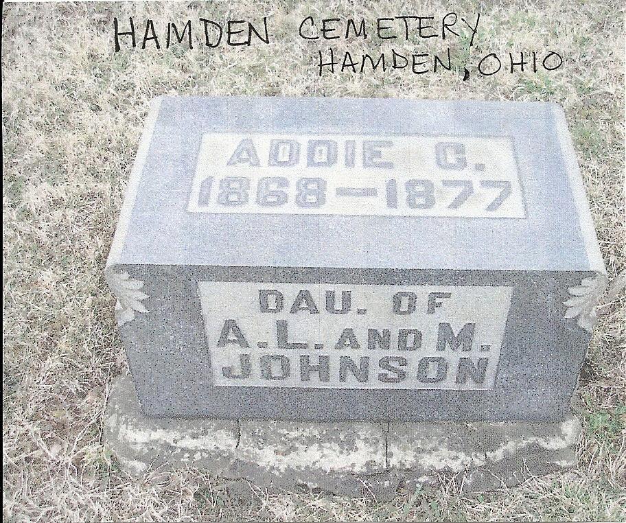 Addie C Johnson