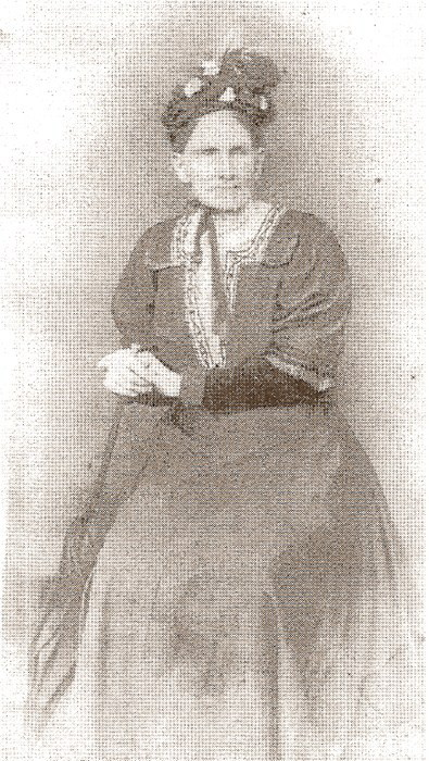 Mary Ann Rudd