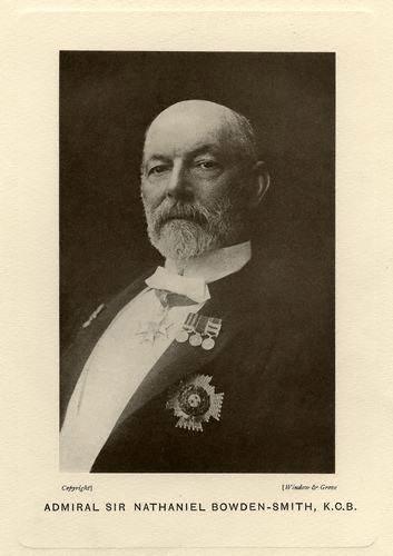 Nathaniel Bowden- Smith