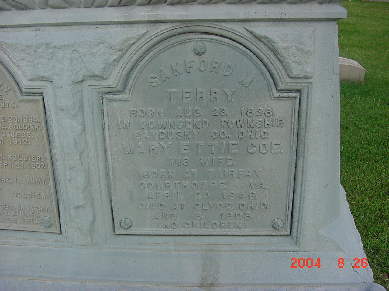 Sanford M. Terry