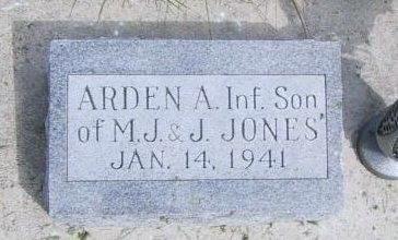 Arden A Jones