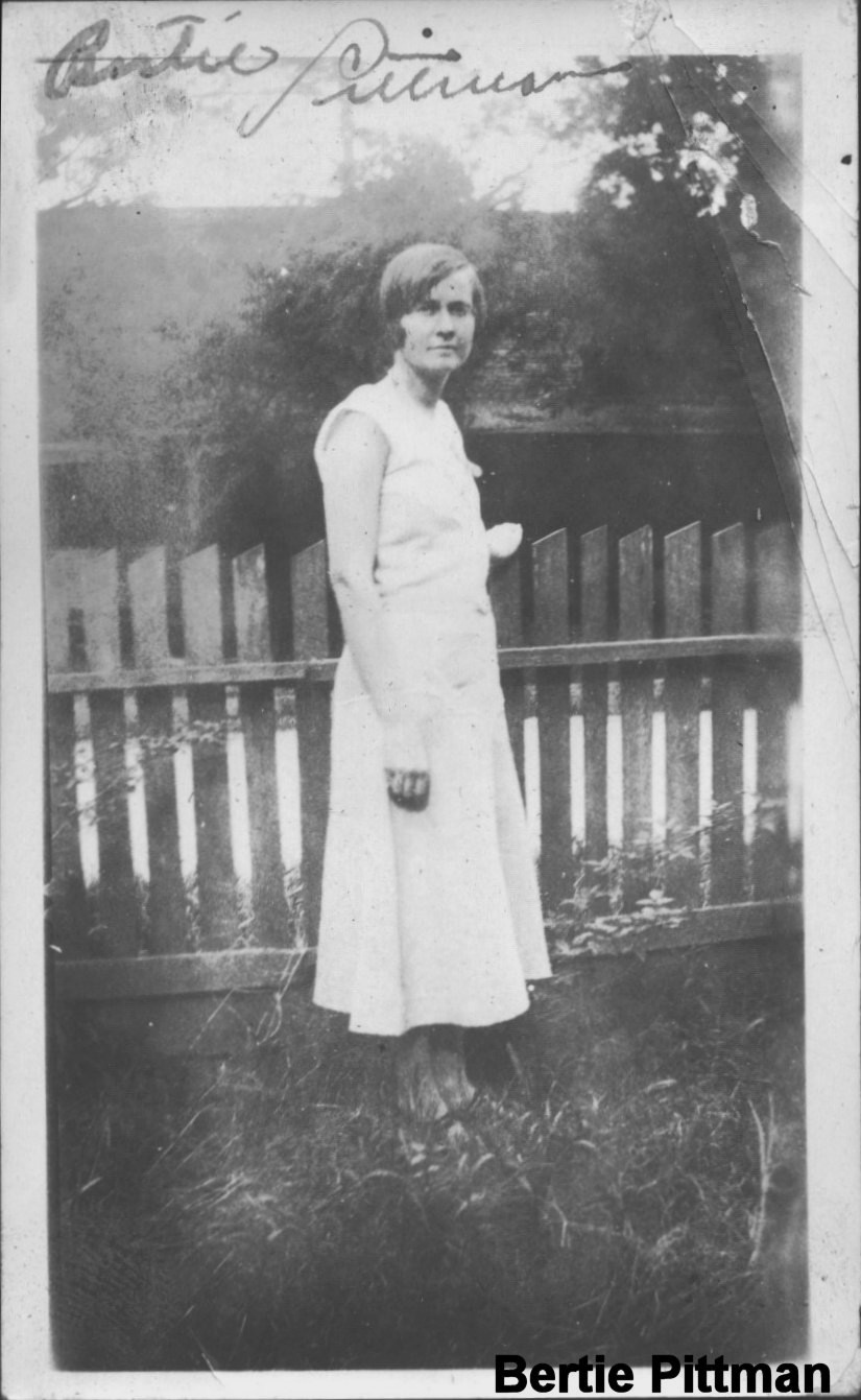 Bertie Estelle Terry
