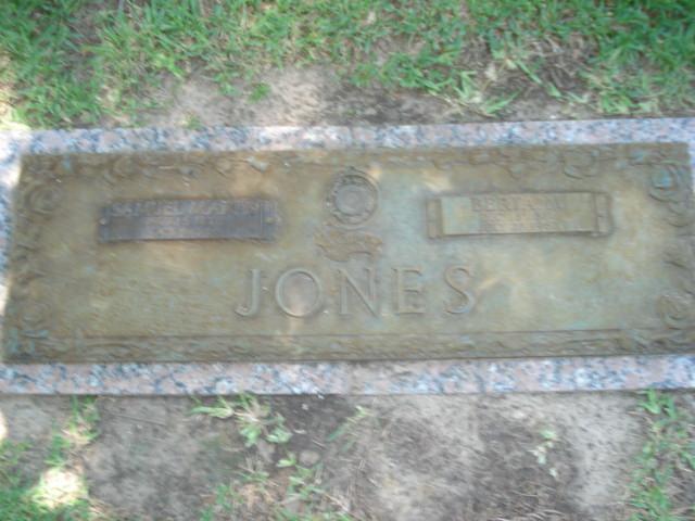 Samuel Martin Jones