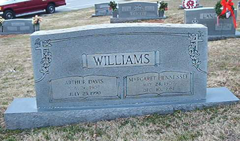 Arthur Davis Williams