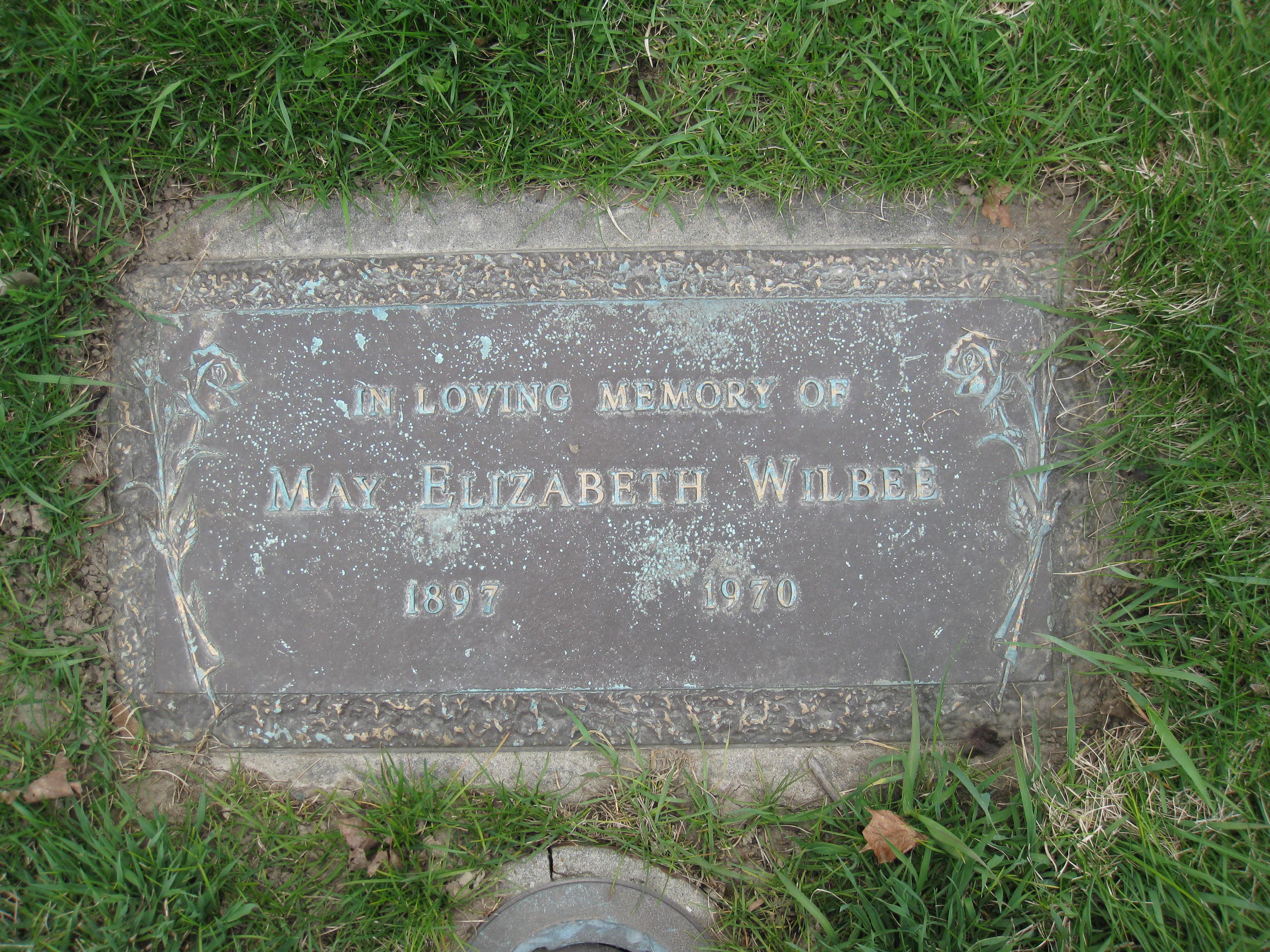 May Elizabeth Brooker