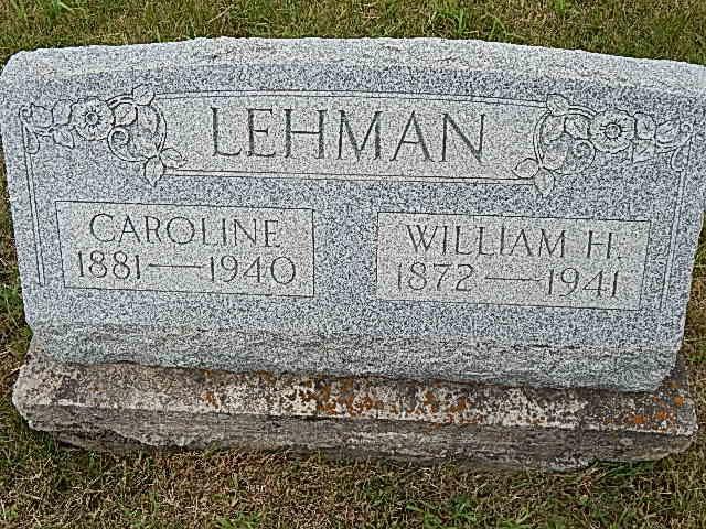 William Henry Lehman