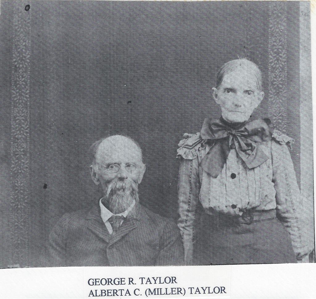 George Robert Taylor
