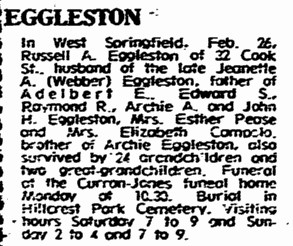 Russell Searle Eggleston