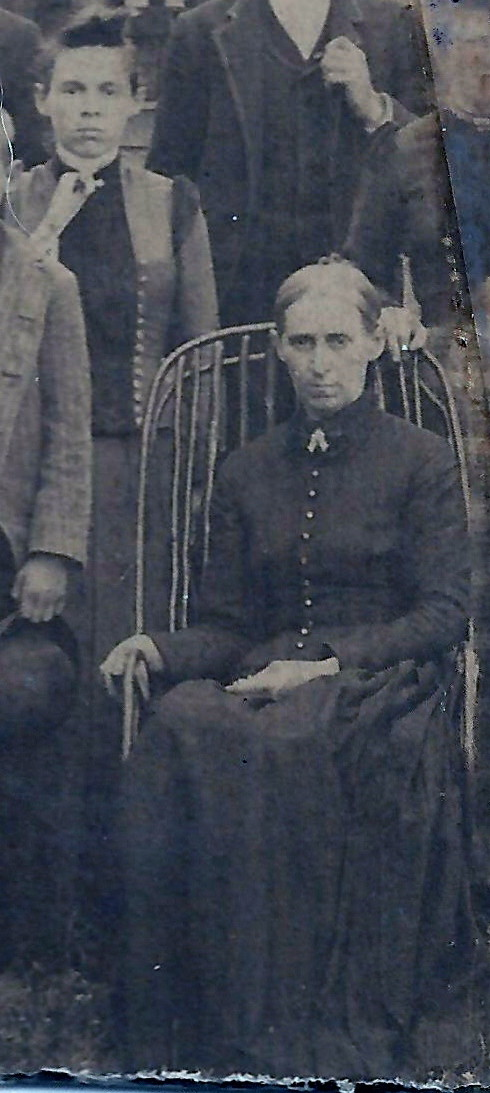 Margaret Louisa Evelyn (Eva) Robertson