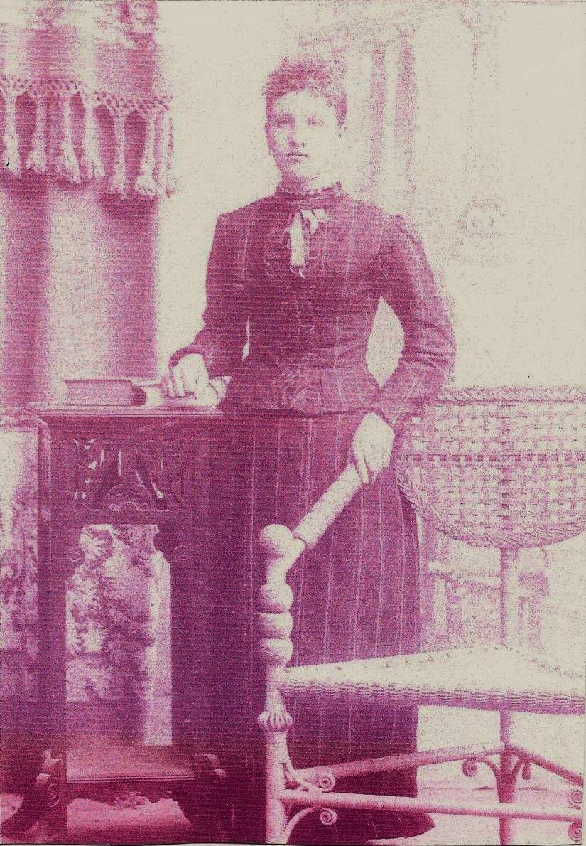 Mary Lavina Hatcher