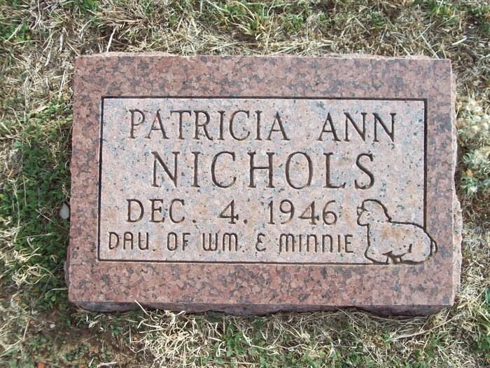 Patricia Ann Nichols