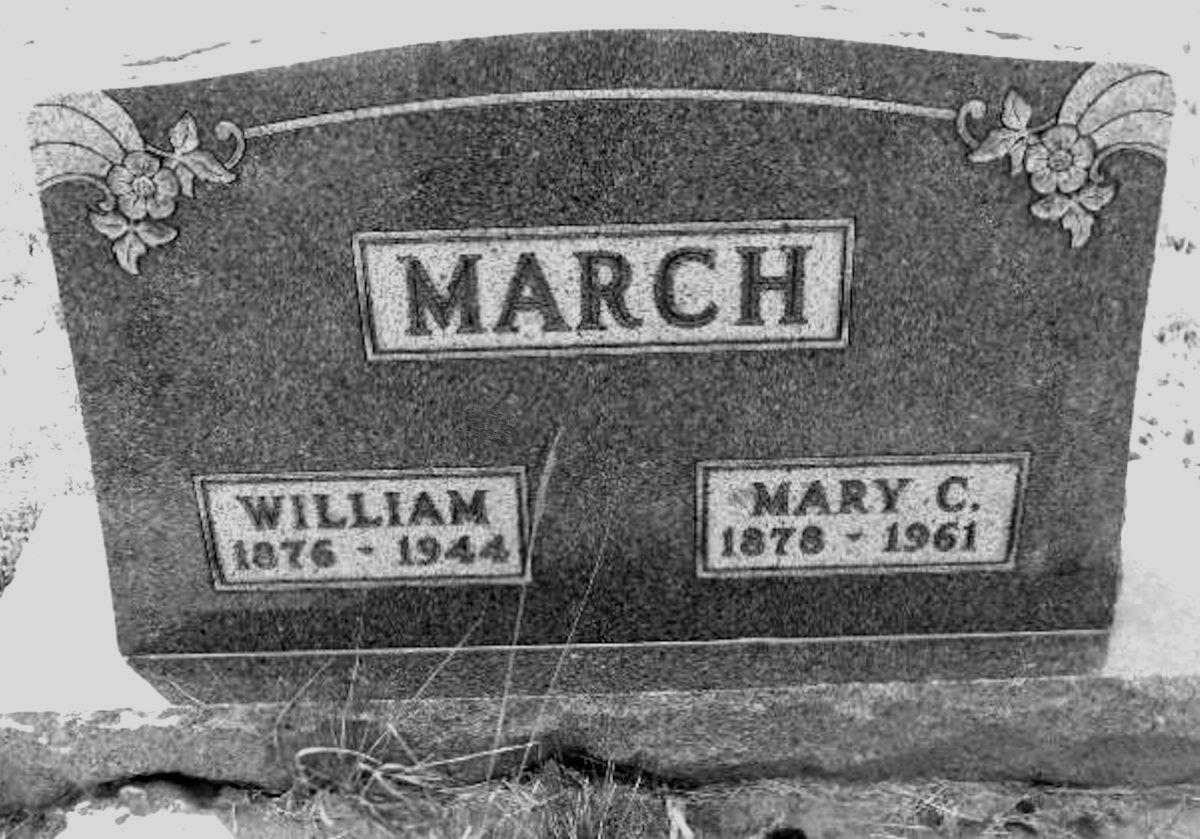 William E March