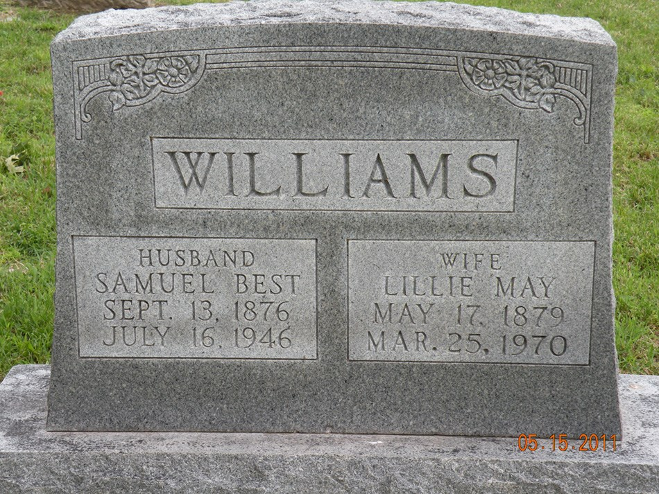 Samuel B. Williams