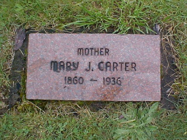 Mary Jane Cain