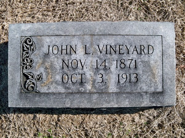 John Larry Vineyard