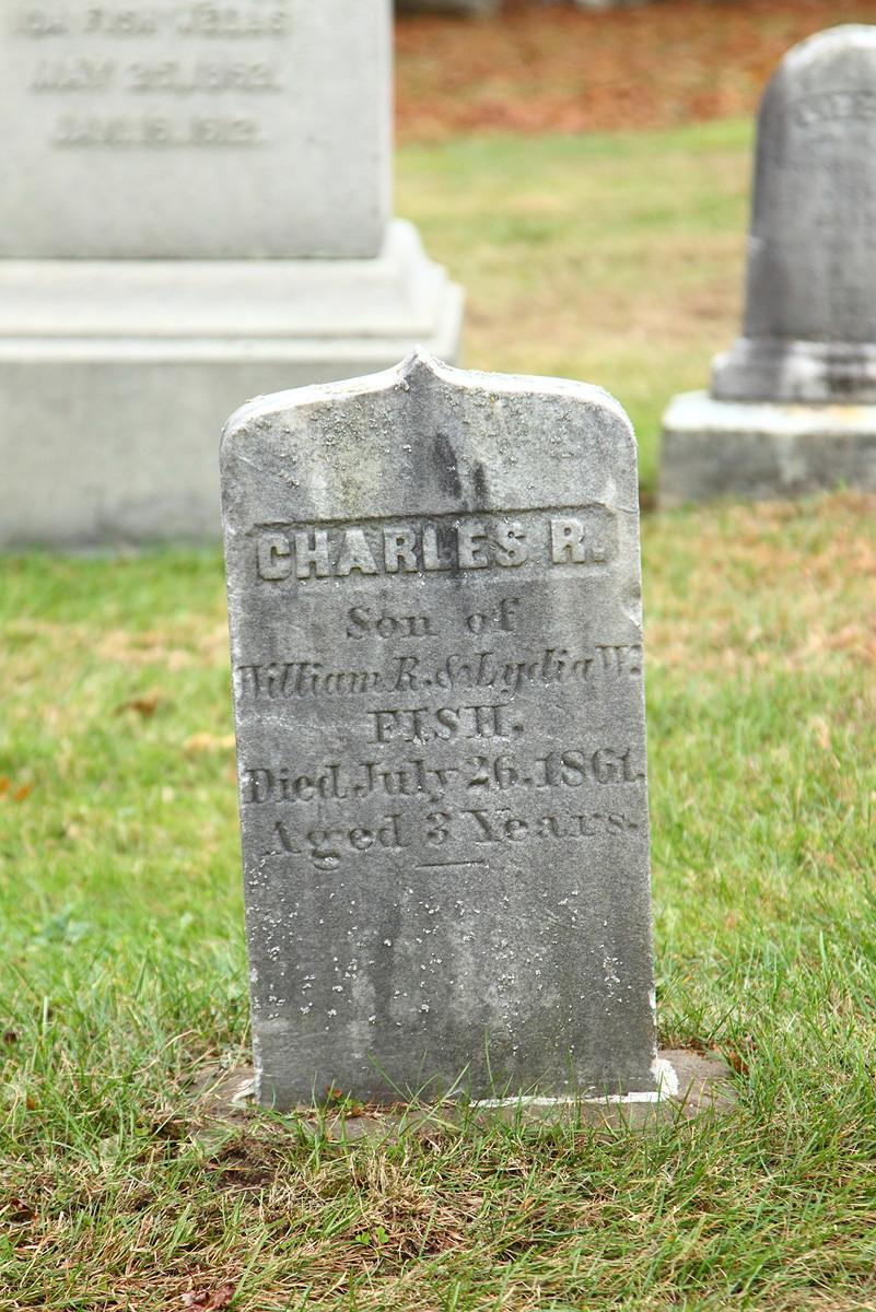 Charles Randall Fish