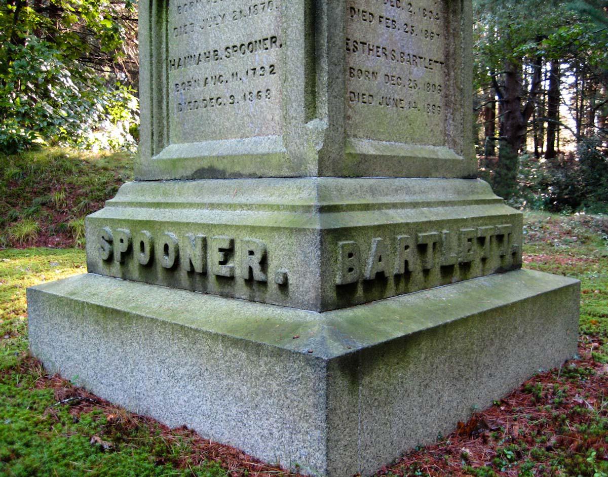 Bourne Spooner