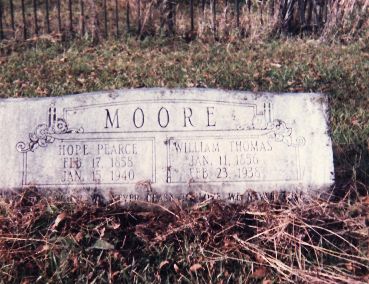 William Thomas Moore