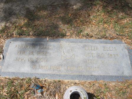 "Andrew Jackson ""Ander"" Ellis"