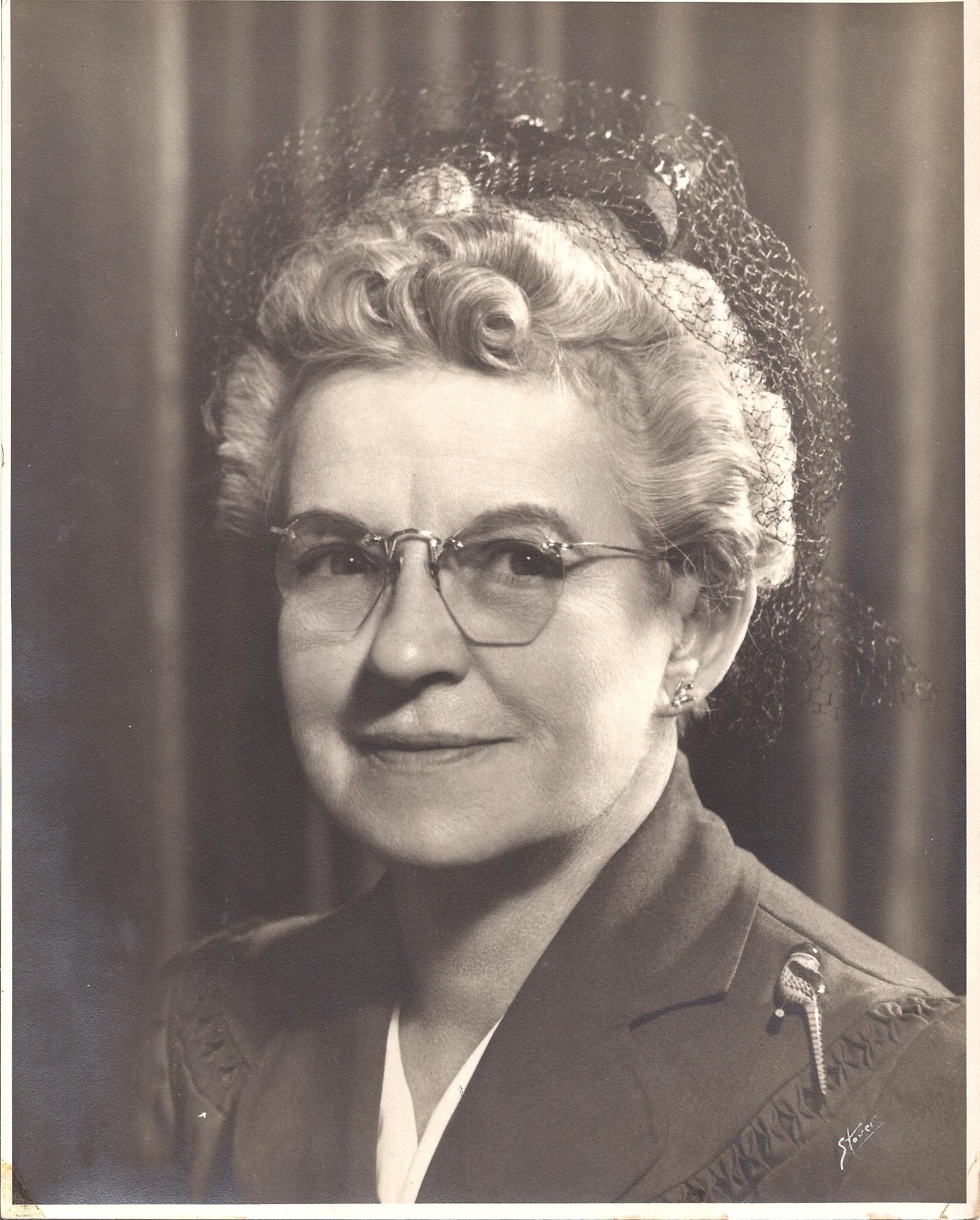"Mary Zeora ""Dove"" Graves Johnson"