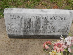 Edwin Ciscero Moore