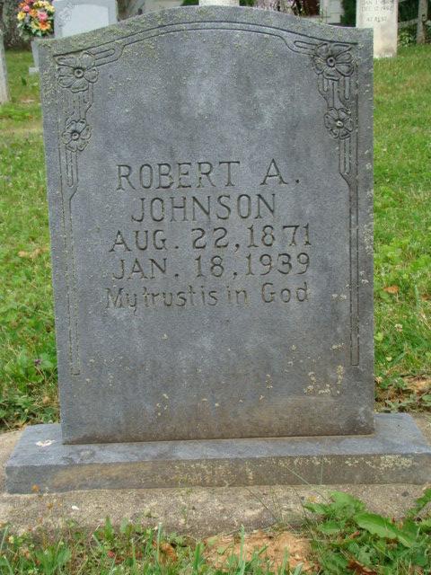 Robert A Johnson