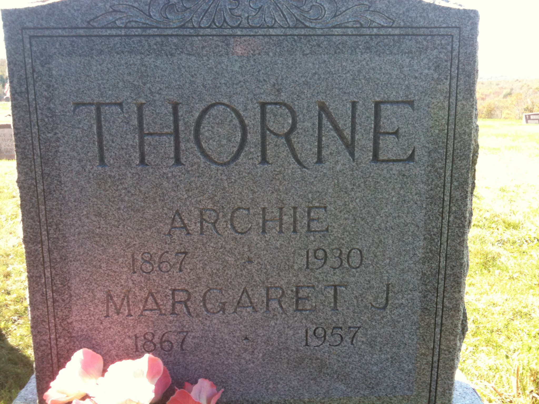 Archie Thorne