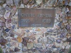"Caroline ""Carrie"" Wilcox"